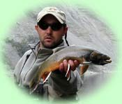 Arctic Char catch