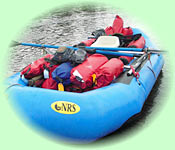 Raft and Rafting Gear